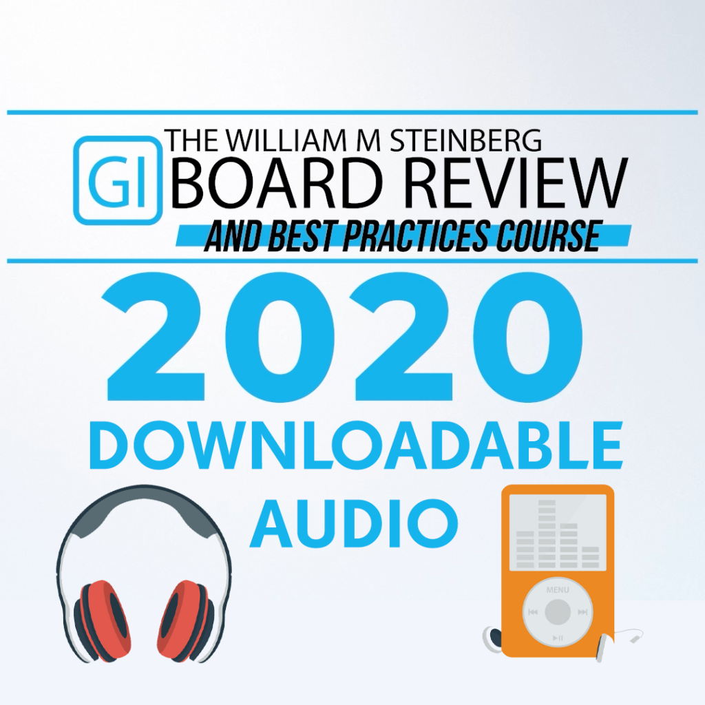 2020 Downloadable Audio with Online Practice Exams, Archived Lectures, and Downloadable Syllabus