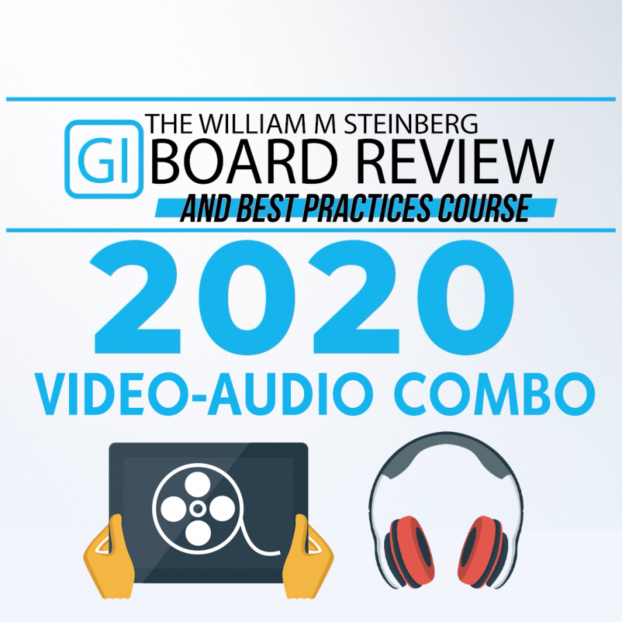 2020 Combo Package: Online Video & Downloadable Audio, Online Practice Exams, Archived Lectures, and Downloadable Syllabus