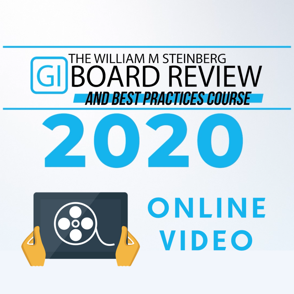 2020 Online Video with Online Practice Exams, Archived Lectures, and Downloadable Syllabus