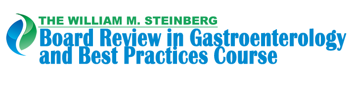 Steinberg board review in gastroenterology