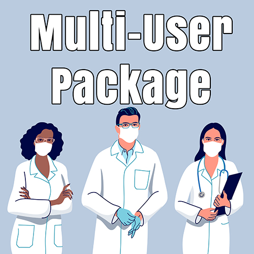 Multi-User Package for Post-Fellowship Physicians