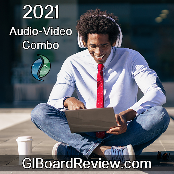 2021 Combo Package: Online Video & Downloadable Audio, Online Practice Exams, Archived Lectures, and Downloadable Syllabus