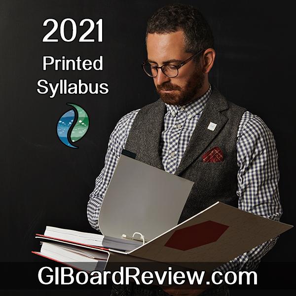 2021 Printed Syllabus